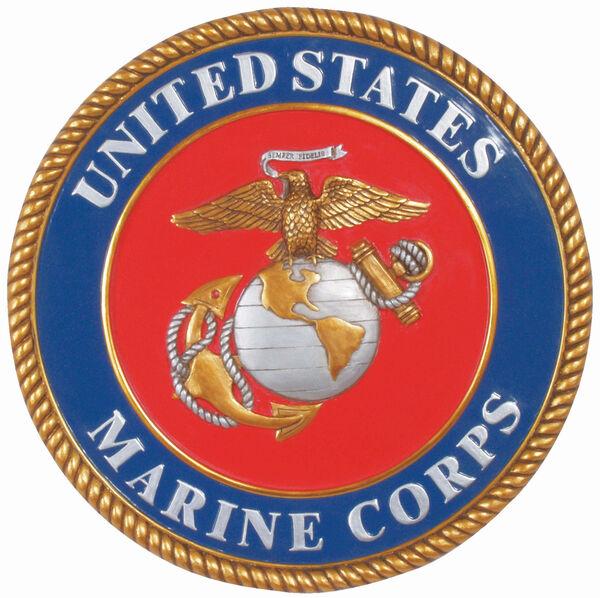 US Marines Stone