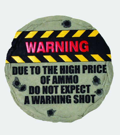 High Price of Ammo Stone