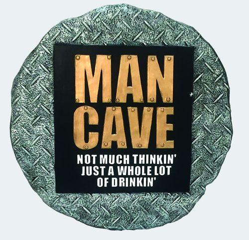 Man Cave Stone